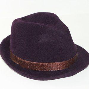EUGENIA KIM Mens/womans Wool Bowler Hat